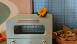 容量轻巧却很实用的法格小烤箱,租房族的最爱